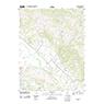 JIMTOWN, CA TNM GEOPDF 7.5X7.5 GRID 24000-SCALE TM 2010