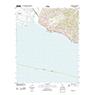 POINT MUGU, CA TNM GEOPDF 7.5X7.5 GRID 24000-SCALE TM 2010