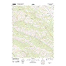 THE GEYSERS, CA TNM GEOPDF 7.5X7.5 GRID 24000-SCALE TM 2010