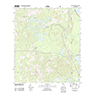 JUNIPER SPRINGS, FL TNM GEOPDF 7.5X7.5 GRID 24000-SCALE TM 2010