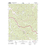 SLADE, KY TNM GEOPDF 7.5X7.5 GRID 24000-SCALE TM 2012