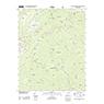 GRANDFATHER MOUNTAIN, NC TNM GEOPDF 7.5X7.5 GRID 24000-SCALE TM 2012