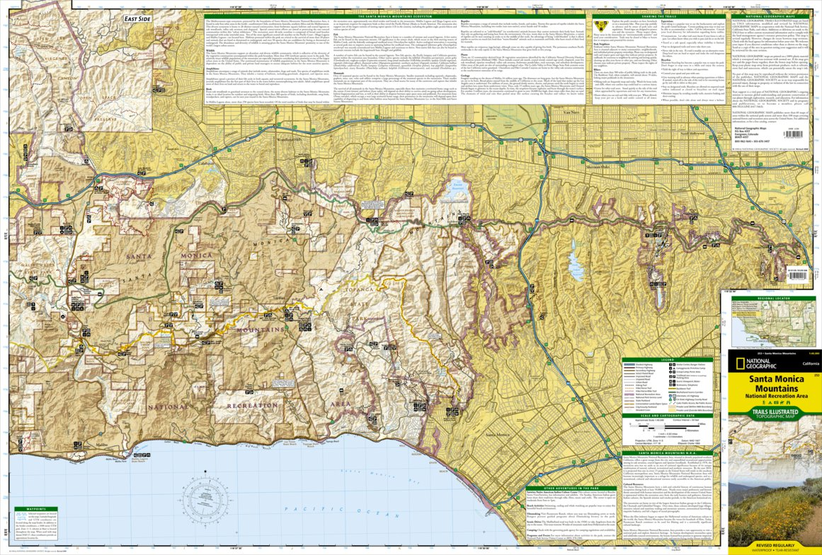 253 :: Santa Monica Mountains National Recreation Area ... Santa Monica Mountains Hiking Map on point mugu hiking map, will rogers state park hiking map, chino hills hiking map, figueroa mountain hiking map, mount lee hiking map, sun valley hiking map, malibu hiking map, arizona hiking map, eaton canyon hiking map, joshua tree national park hiking map, lake mead hiking map, delaware water gap hiking map, los angeles hiking map, channel islands hiking map, mt. tam hiking map, northern california hiking map, lake tahoe hiking map, ross lake hiking map, elysian park hiking map, griffith observatory hiking map,