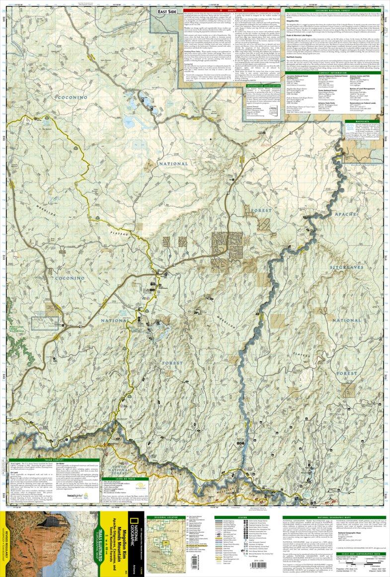 855 :: Mogollon Rim, Munds Mountain [Apache-Sitgreaves ...