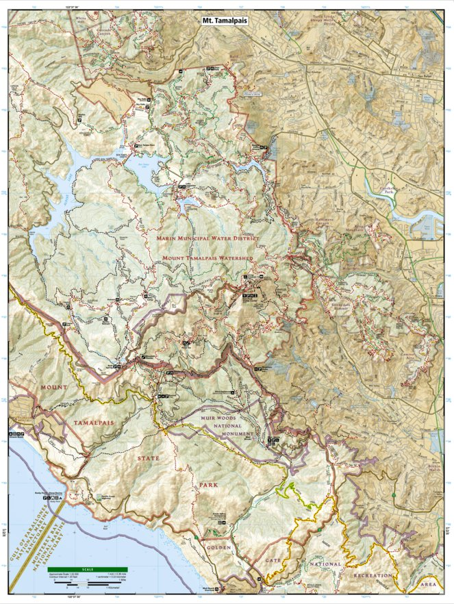 266 :: Mount Tamalpais, Point Reyes - National Geographic ... Map Muir Woods on golden gate bridge map, green valley map, walnut creek map, marin city map, redwood national park map, willow creek map, san bruno mountain state park map, alibates flint quarries map, san pablo map, montrose map, big sur map, mt. tamalpais cataract trail map, marin county map, cisco grove map, san francisco map, miller woods map, alpine meadows map, sausalito map, carmel by the sea map, lincoln woods map,