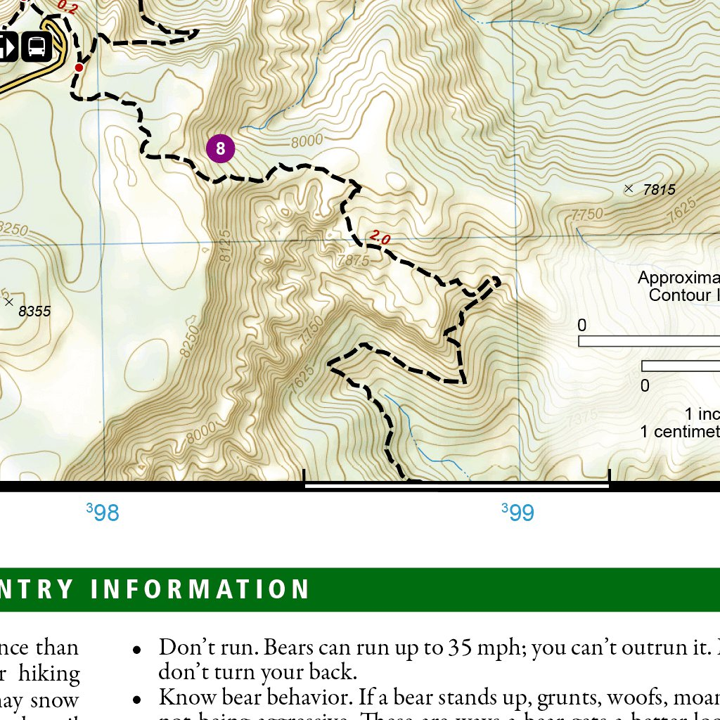 219 Bryce Canyon National Park National Geographic Avenza Maps