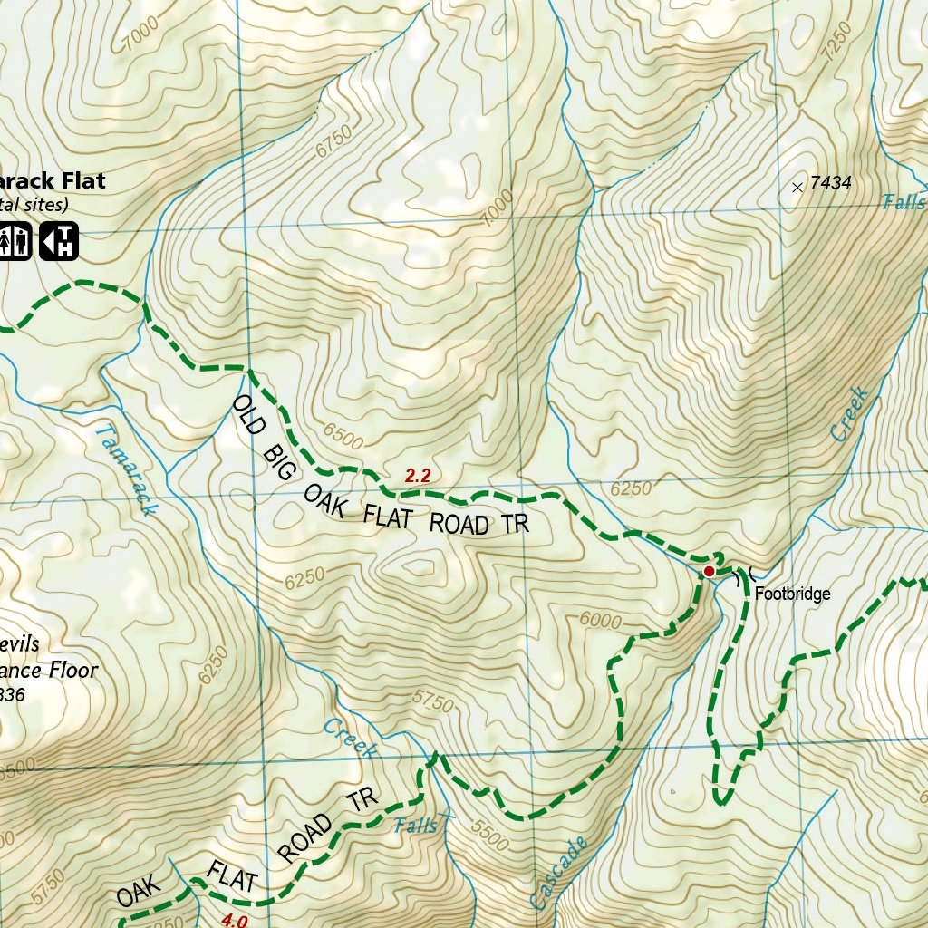 Yosemite National Park [Map Pack Bundle] - National Geographic ...
