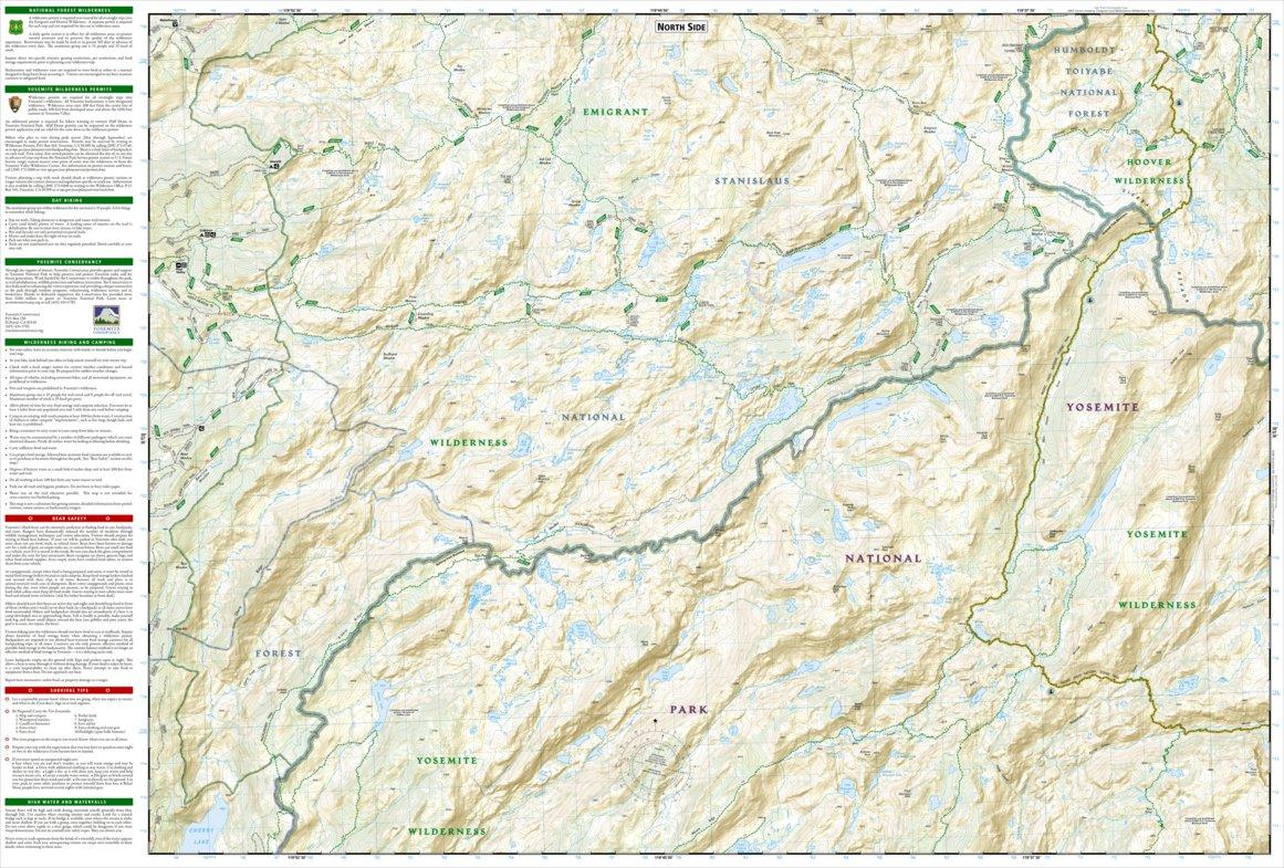 307 Yosemite NW Hetch Hetchy Reservoir National Geographic