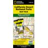 California Desert National Parks [Map Pack Bundle]