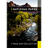 National Parks Trail Map Collection