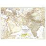 Southwest Asia Map 1952
