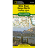 726 :: Wind River Range North Map [Pinedale, Dubois]