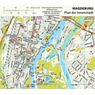 Magdeburg Cityplan