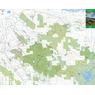 Mount Diablo and Surrounding Parks - Mount Diablo Regional Trail Map