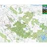 Mount Diablo Regional Trail Map