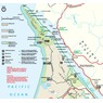 Point Reyes NS, Tomales Bay Boat-in Camping Map