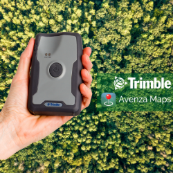 Avenza Maps Pro - In the Field - Trimble