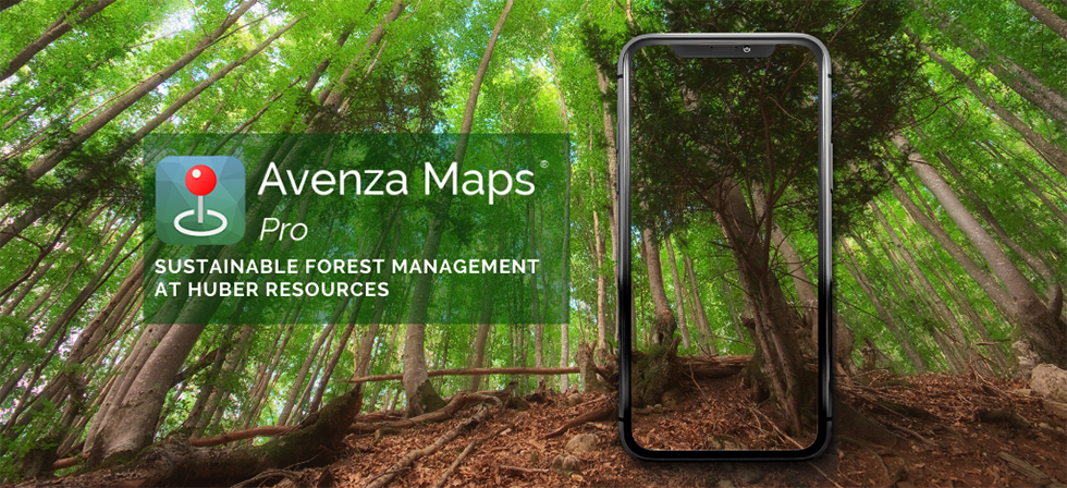 Huber Resources - Avenza Maps Pro In the Field