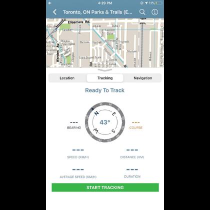 Avenzamaps Offline Navigation