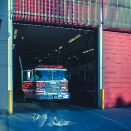 City of Duluth Fire Department uses Avenza Maps