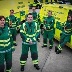 Celebrating National Emergency Services Day