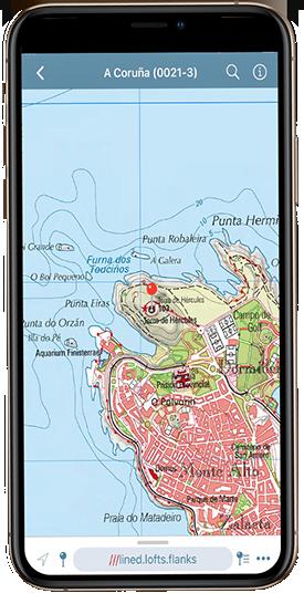 Avenza Maps app