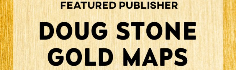 Featured Publisher - Doug Stone Gold
