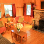 Lodging Cabin 2 Bedroom Living Room 2