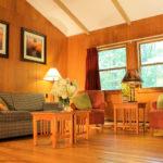 Lodging Cabin 2 Bedroom Living Room 3