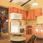 Lodging Cabin 4 Bedroom Kitchen 2