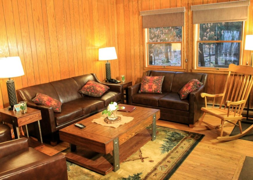 Lodging Cabin 3 Br 1