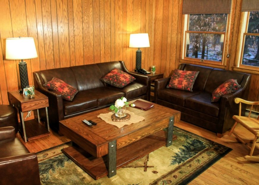 Lodging Cabin 3 Br