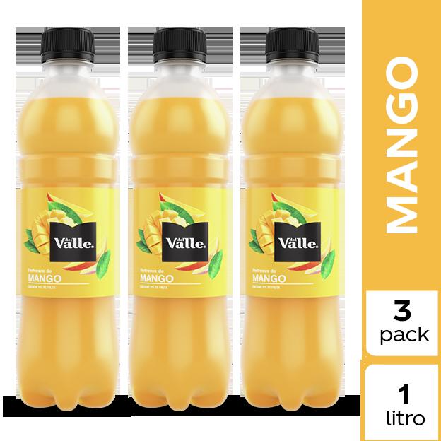 Jugo Del Valle Mango 1 L 3 pack
