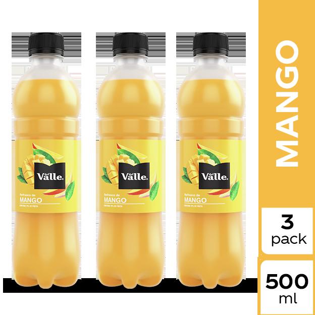 Jugo Del Valle Frutal Mango 500 ml 3 pack