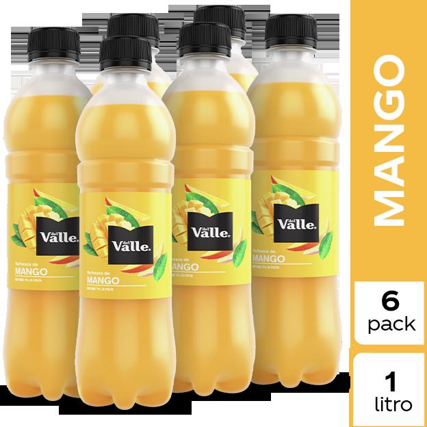 Jugo Del Valle Mango 1 L 6 pack
