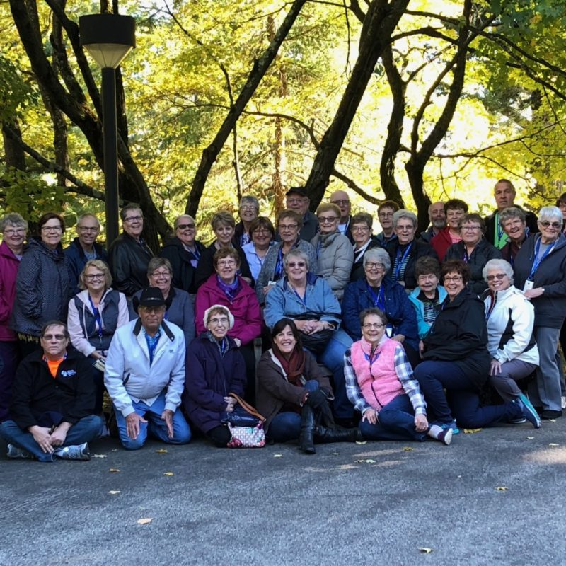 Group at Central Park