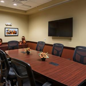 Club House Fargo Smaller Board Room