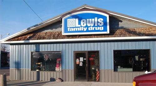 Lewis Family Drug Wessington Springs Lewis