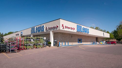 Lewis - 5500 41st St, Sioux Falls - Exterior