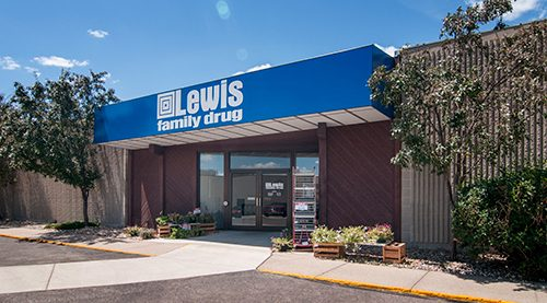 Lewis Family Drug - Milbank - Exterior