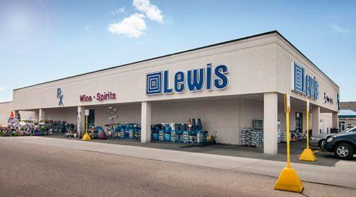 Lewis - Huron - Exterior