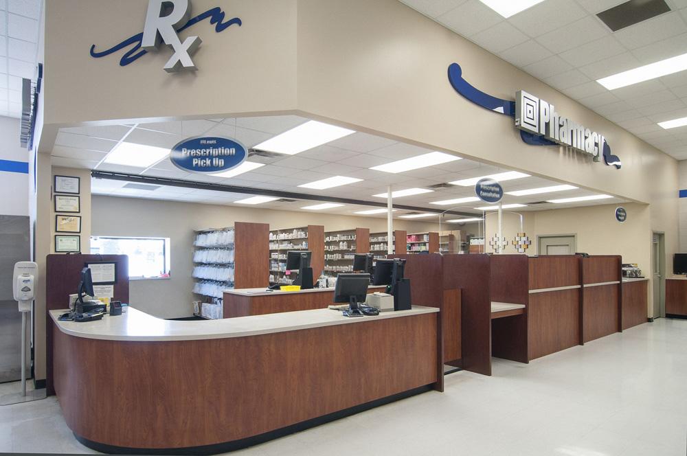Lewis - Brookings - Pharmacy