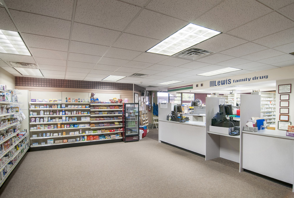 Lewis Family Drug Clinic Pharmacy at Sanford - Grange Ave, Sioux Falls - Pharmacy