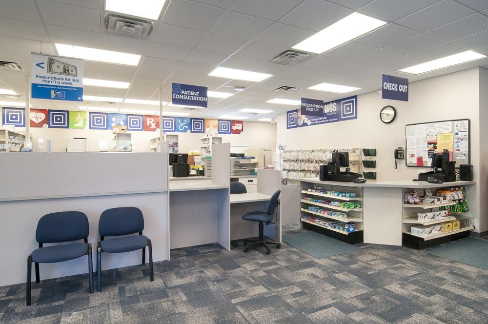 Lewis Family Drug - Sheldon - Pharmacy