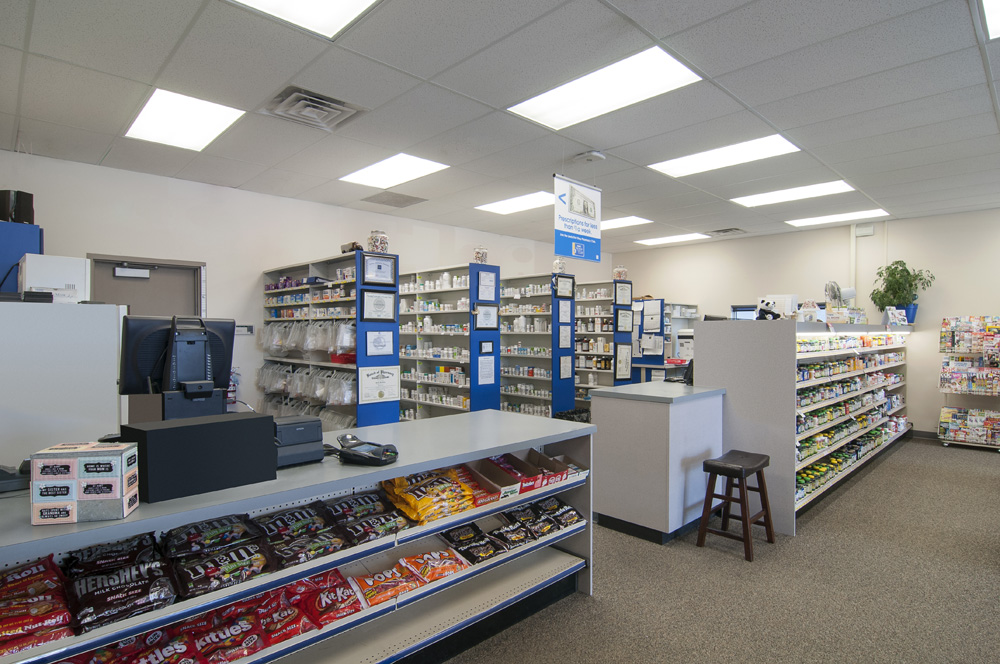 Lewis Family Drug - Sioux Center - Pharmacy