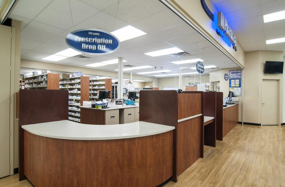 Lewis - Huron - Pharmacy