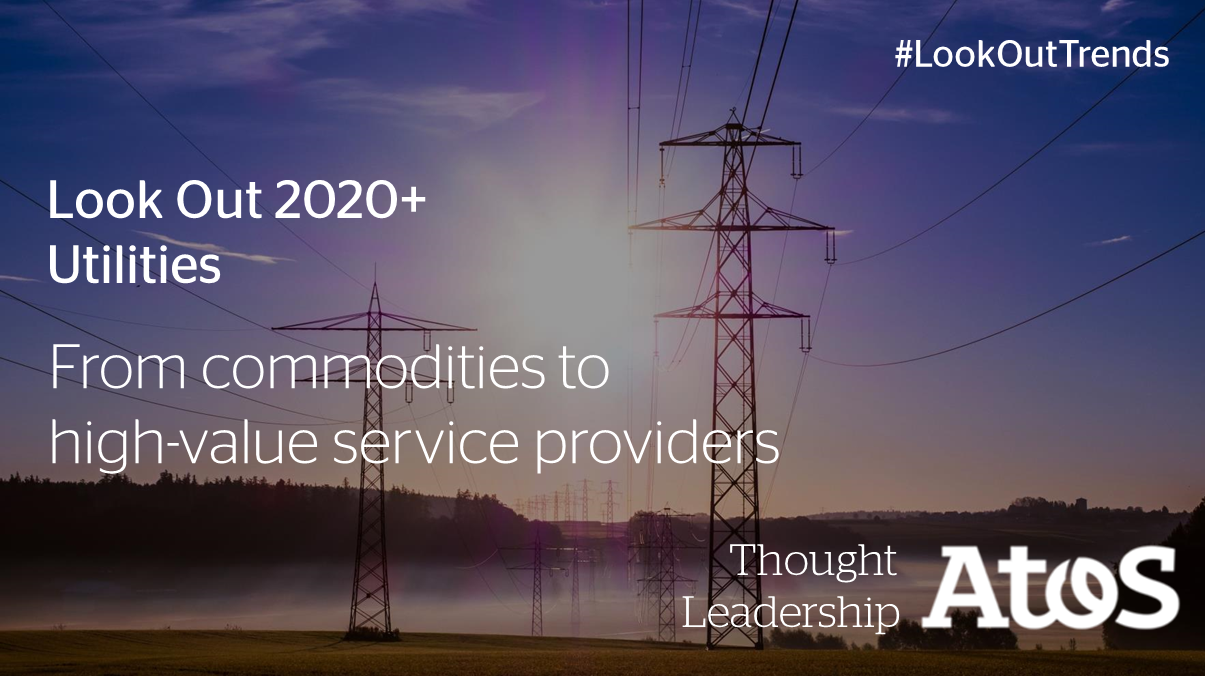 What are the 4 transformation challenges and opportunities for the future of Utilities?...