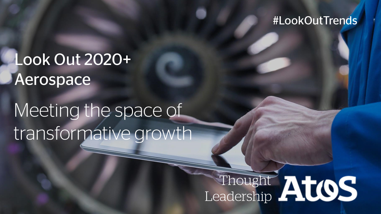 An aerospace market statement: today's transformations are opening the way to strategic oppor...