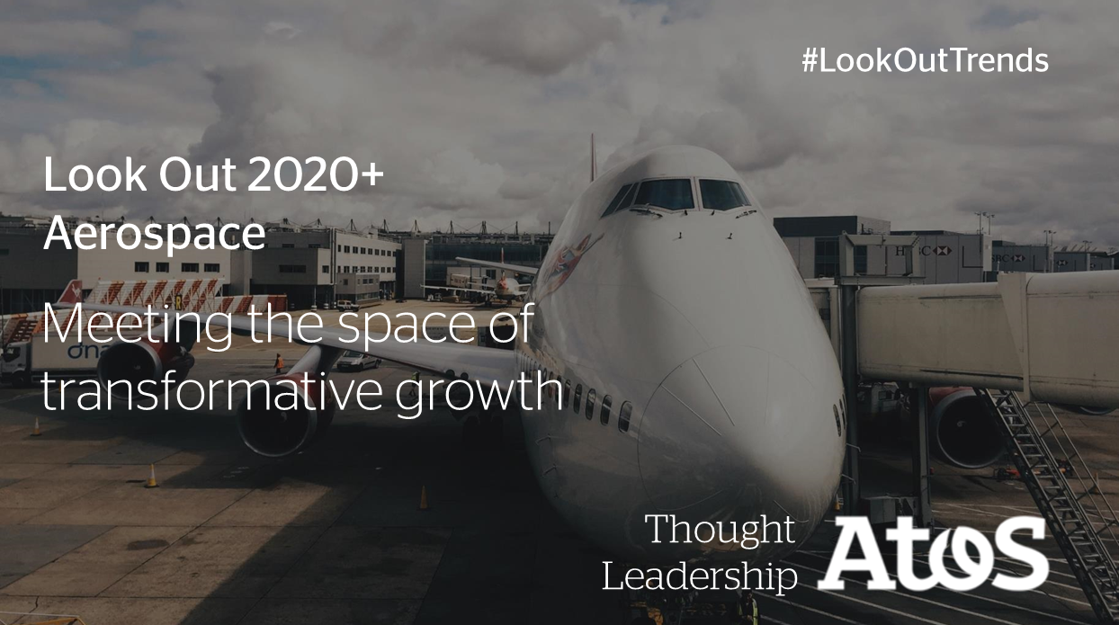 """Digital is profoundly transforming the aerospace industry and reshaping its value chains...."
