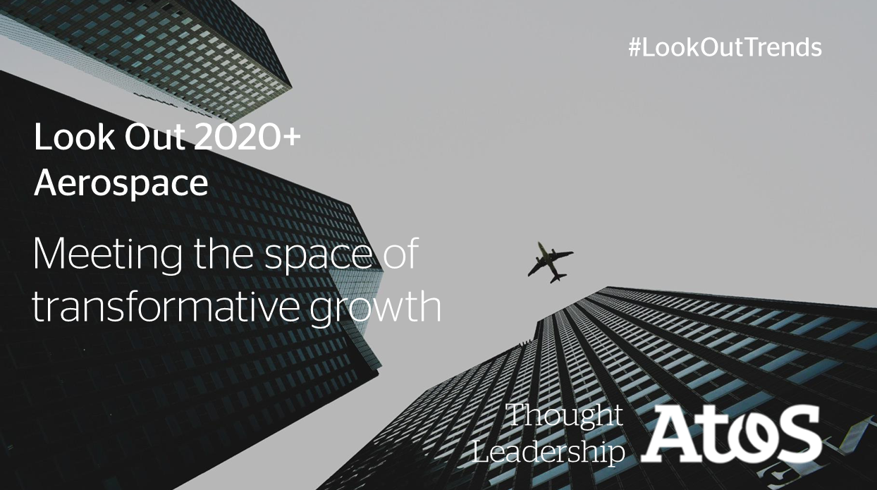 What should aerospace companies do today? What could aerospace companies look like in five...